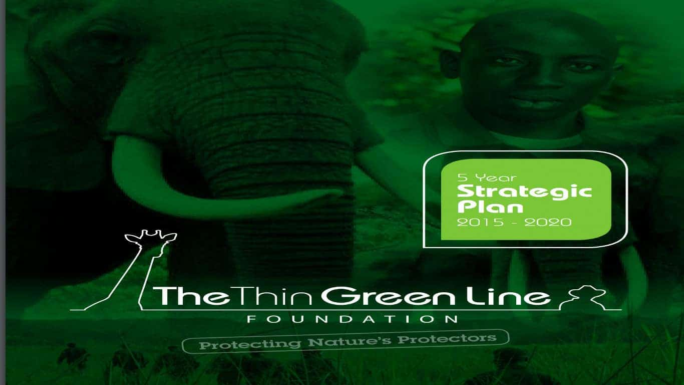 The Thin Green Line Foundation – 5 Year Strategic Plan – 2015-2020