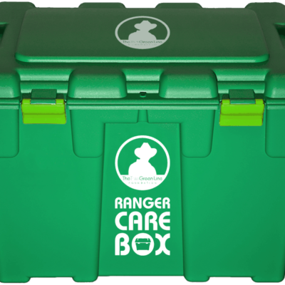Park Ranger Care Box The Thin Green Line