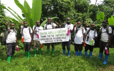 Care for Rangers Protecting Gorillas